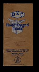 1926 catalog cover
