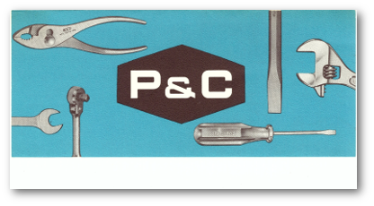 1963 P&C greeting card for visitors available for download