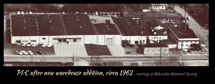 P&C factory circa 1962