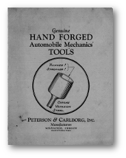 earliest 1920's catalog cover