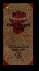 1928 catalog cover