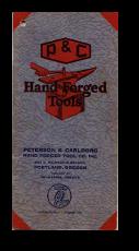 1929 catalog cover