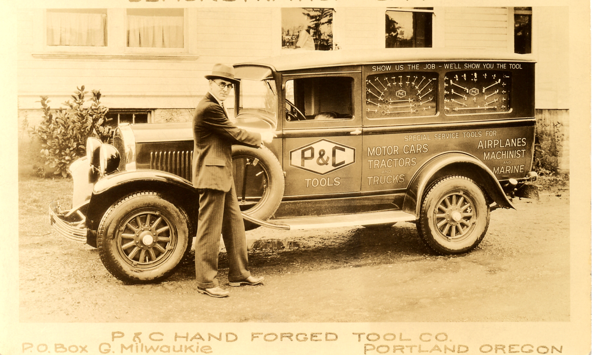 The History of P&C Tools